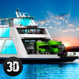 Cargo Ship Simulator: Car Transporter 3D
