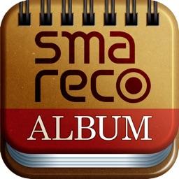 Smareco ALBUM | スマホで持ち歩けるスクラッブブック