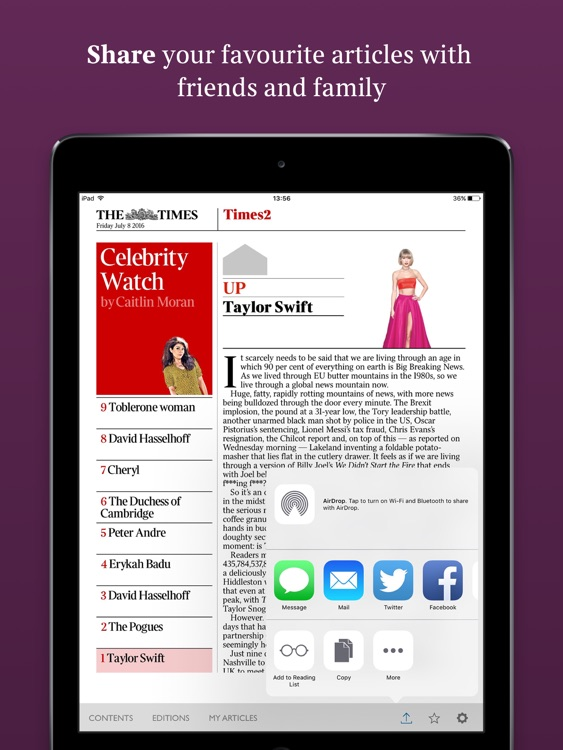 The Times & The Sunday Times (Ireland Edition)