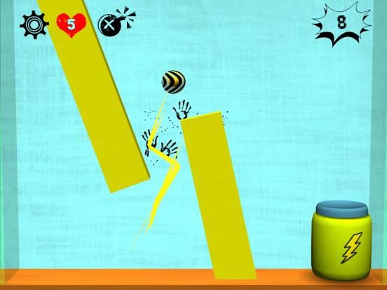 Tigerball iPad app afbeelding 2