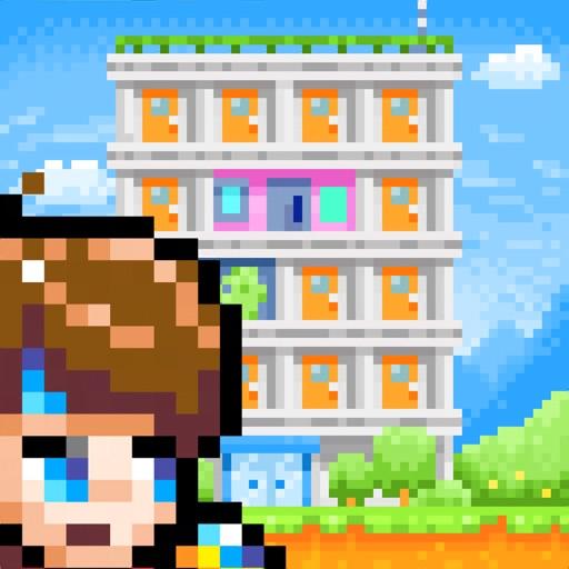 勇者のマンション 人気のRPGマンション経営ゲーム!