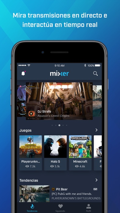 download Mixer - Interactive Streaming apps 2