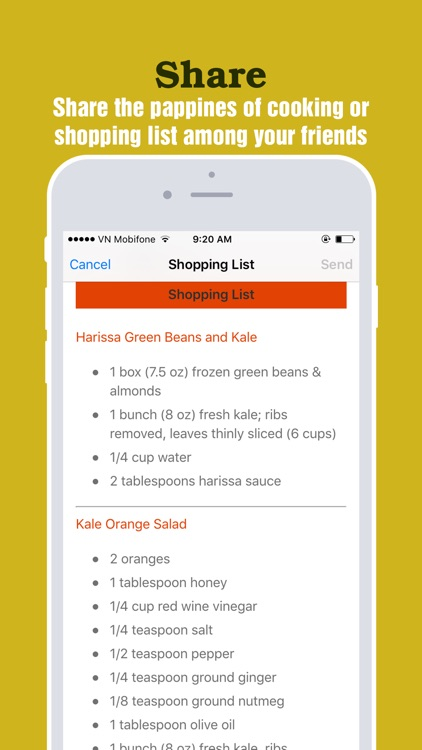 Heart Healthy Recipes Pro ~ Best Food For Heart screenshot-4