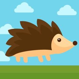 Hedgehog Dash Game