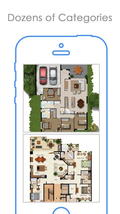 Magical Home Plans Idea   Free Floor Plan Catalog