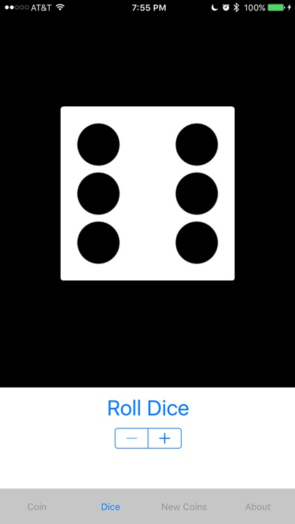 Coin & Dice Toss