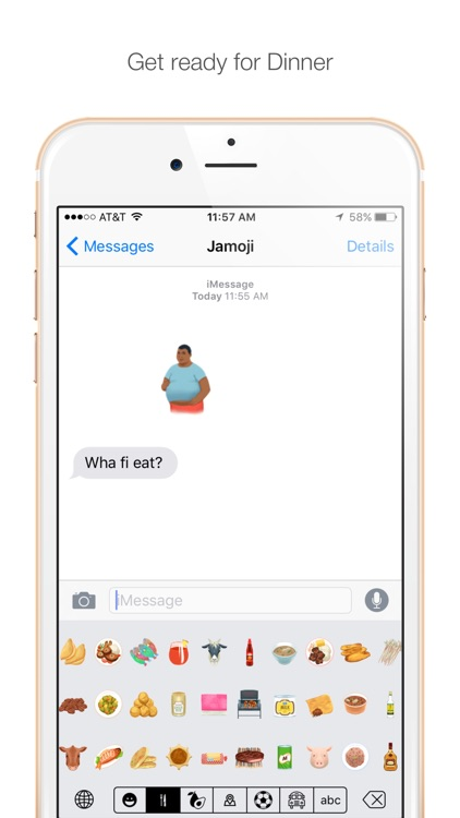 Jamoji - Jamaica's OFFICIAL Emoji Keyboard screenshot-4