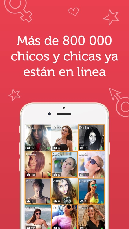 Dating & flirt app - Charm screenshot-1