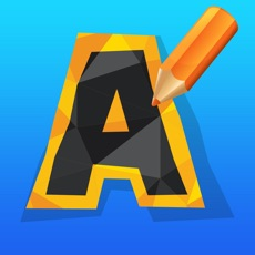 Activities of Education Game ABC Alphabet Tracing