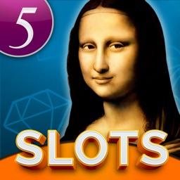 Double Da Vinci Diamonds: FREE Vegas Slot Game