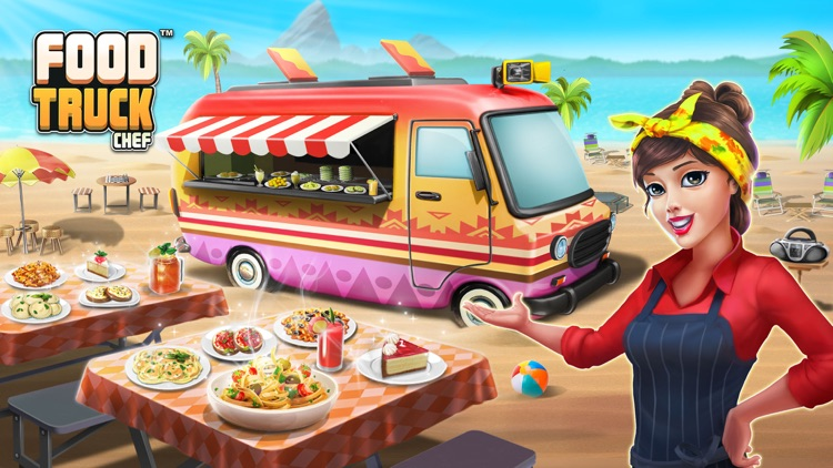 Food Truck Chef™: Cooking Game screenshot-0