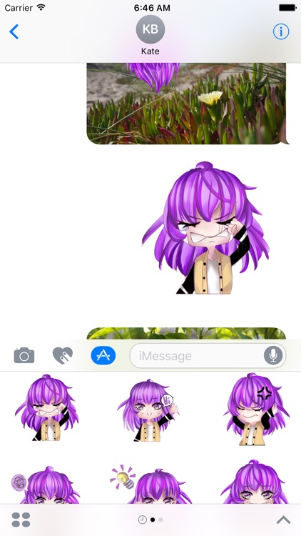 Leena Stickers screenshot-3