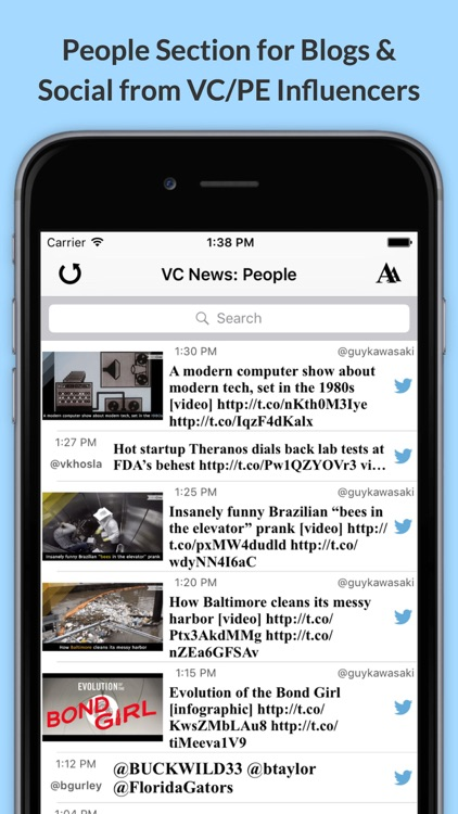 VC News: Latest Venture Capital & Private Equity News screenshot-3