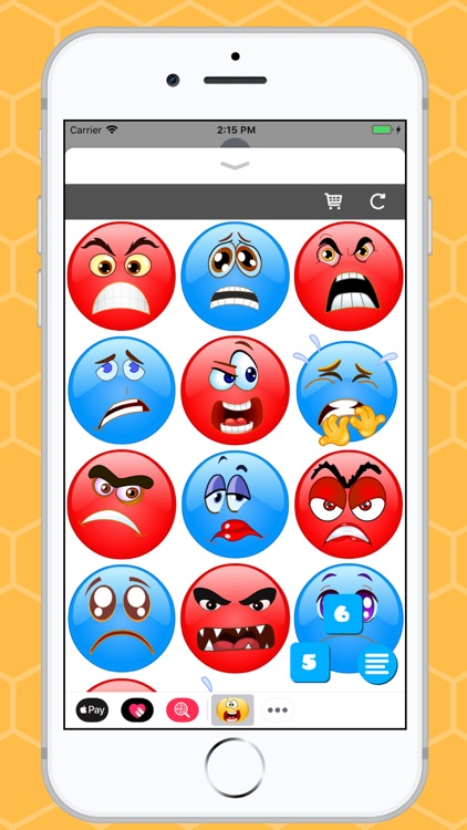 Best Emoji Sticker Packs! screenshot-4