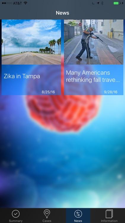 Zika Tracker screenshot-4