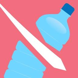 Water Bottle Slice Challenge