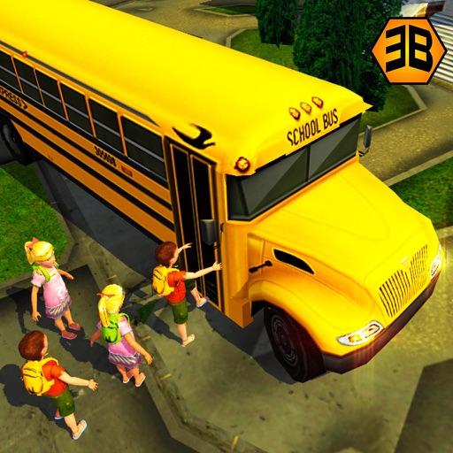 вождение школьного автобуса 18