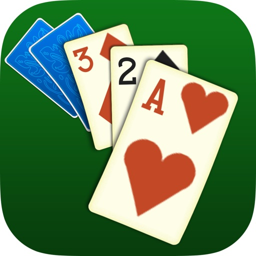Solitaire King - Patience Black Jack Card Game icon