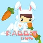 Rabbit Run Bunny - fun games for free icon