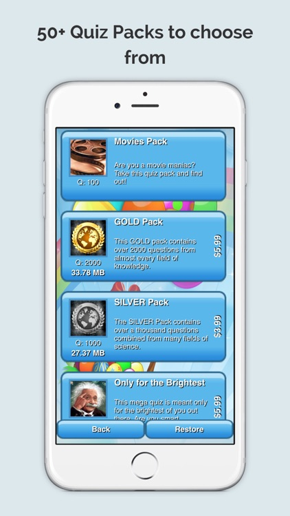 Big Brain Quiz Game screenshot-3