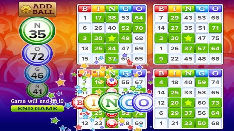 Classic Bingo Hall - Jackpot Fortune Casino screenshot-3