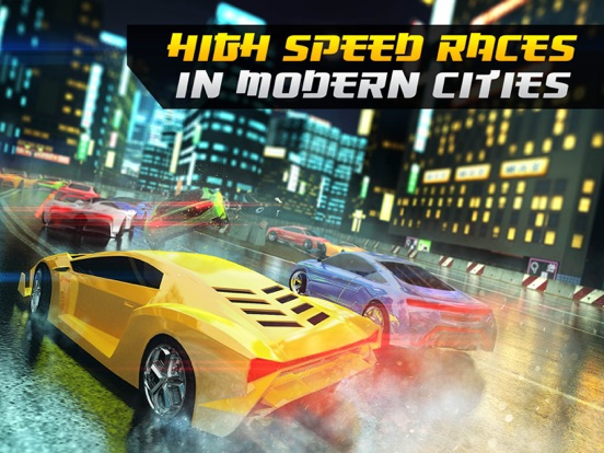 High Speed Race: Arcade Racing 3D на iPad