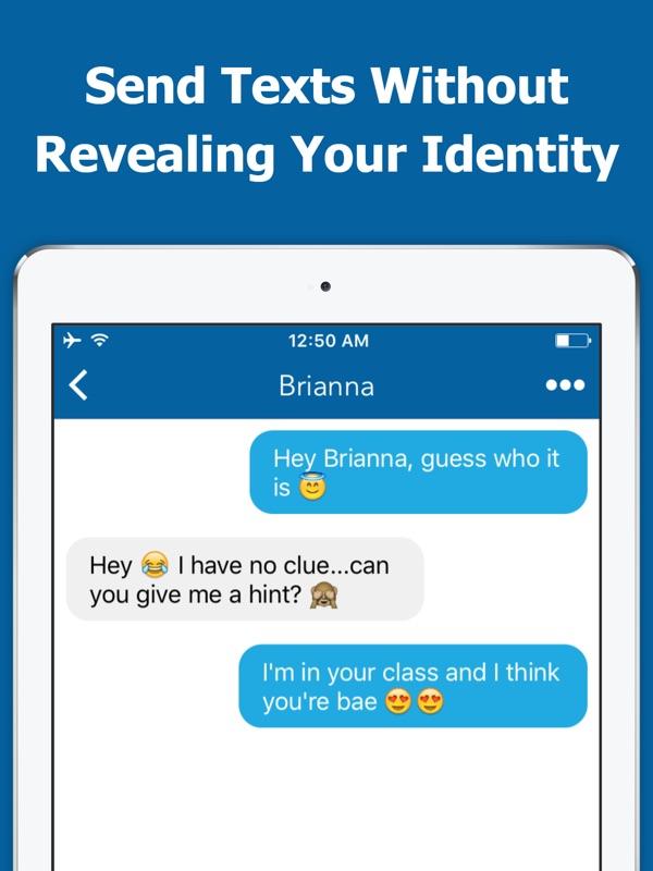 Secret Text Free Anonymous Texting & Messages App - Online