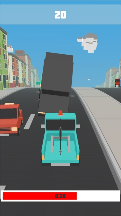 crashy road flip the rules crash into the cars by xgamedev pty