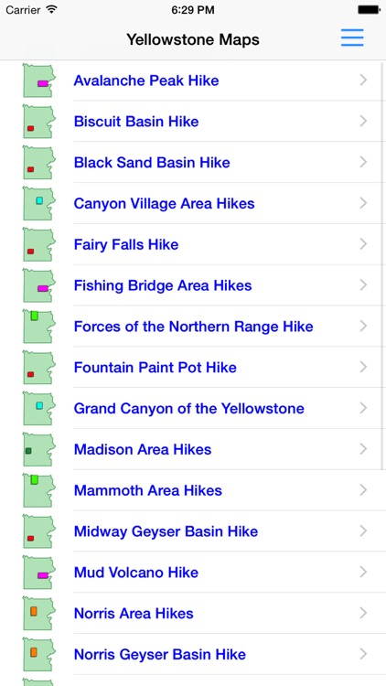 Hiking Yellowstone N. P. screenshot-3