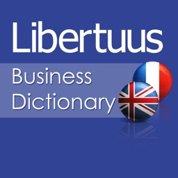 Libertuus English-French Business Dictionary Lite