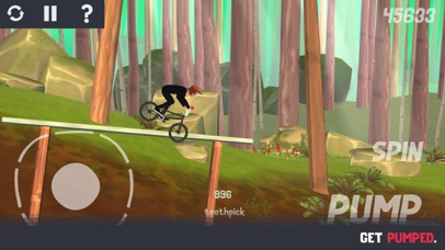 Pumped BMX 3 by Yeah Us! (iOS, United Kingdom) - SearchMan