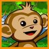 A Baby Monkey Run