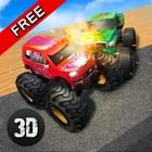 Monster Truck: Speed Stunt Derby Race icon