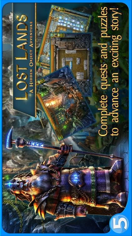 Lost Lands: HOG Premium