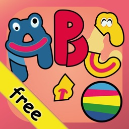 Puzzles to learn English Alphabet  for Toddlers and Preschool Children