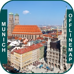 Munich_Germany Offline maps & Navigation