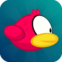 Fly Bird Rolling Go 2 - Just Uber-Eats To Fat & Run In Color Sky(PE The Fun 6 JD Flappy Sports Games Fit.Bit Kids)