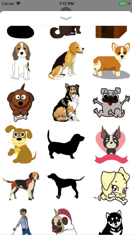 Dog Stickers - 2018