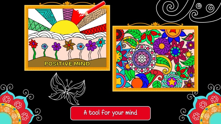 Balance Art Class: Stress Relieving Coloring Book for Adults FREE screenshot-2