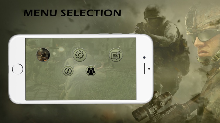 Weapon And Guns Sounds - Guns Shooter Free screenshot-1
