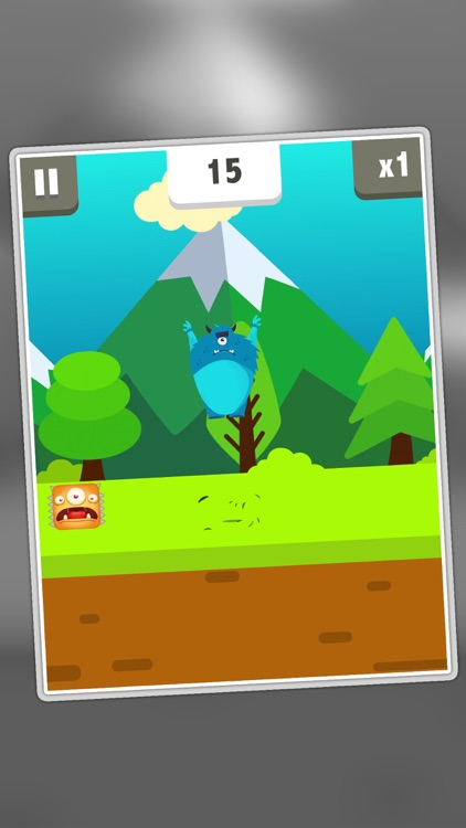 Monster Squash screenshot-0