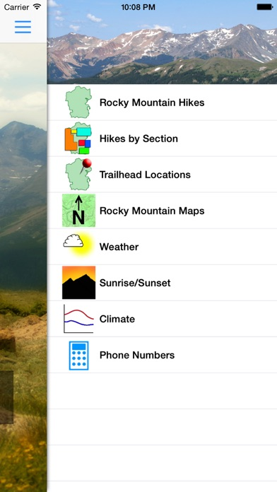 Hiking Rocky Mountain N P review screenshots