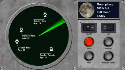 download Werewolf Locator apps 2