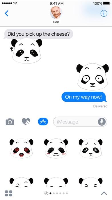Screenshot #2 for Panda Expressions