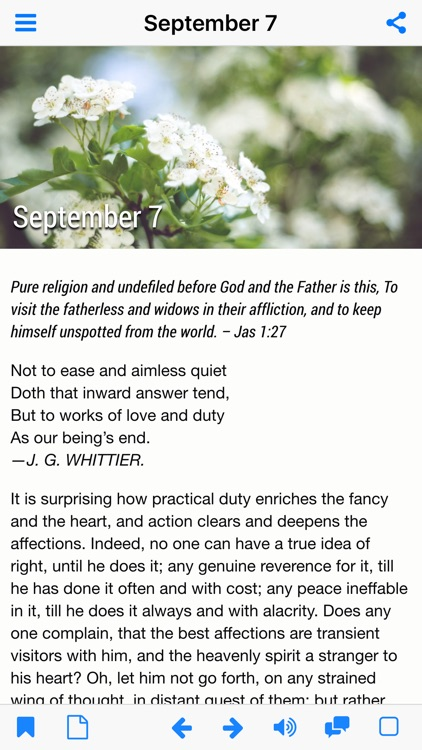 God's Strength for Today - Daily Devotional (Lite) screenshot-4