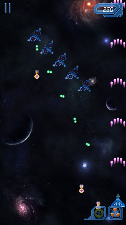 Driven Ship - Space Invaders Edition screenshot-0