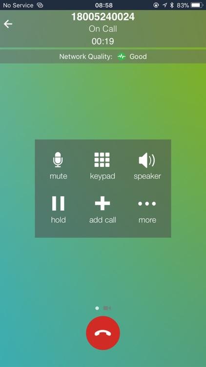 Teo Mobile Softphone