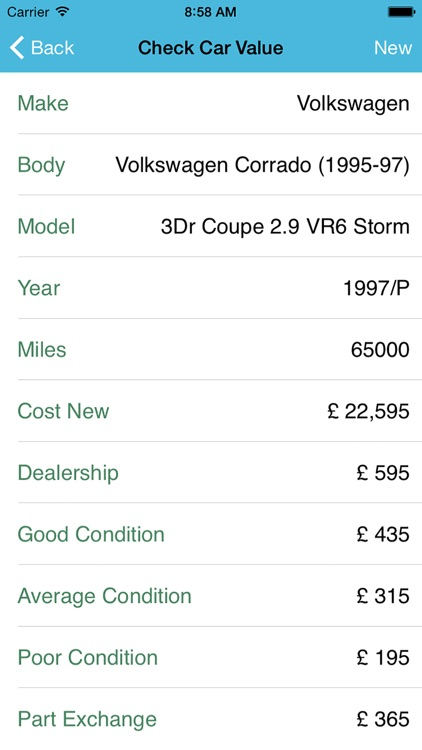 Check Car Value and Valuations with HPI screenshot-3