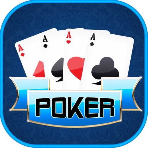 Poker - Texas Holdem HD Poker by BL Games with Poker Tournaments icon