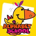 letras e alfabeto escola do jardim de infância icon